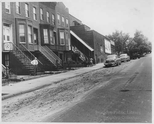 Brooklyn - 44th St. btwn 4th & 5th Avenues - 1952